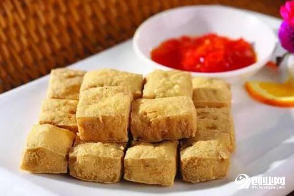 魔立方臭豆腐